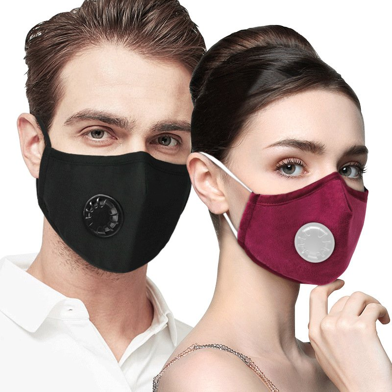 Pollution Anti Air Washable With Respirator Reusable Face N95 Mask