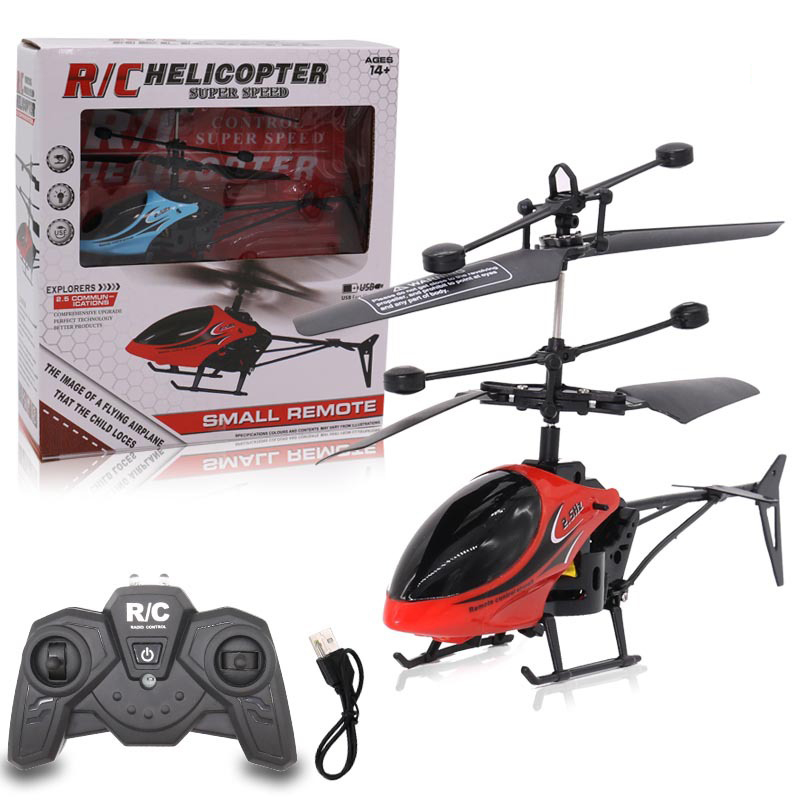 Rc Helicopter Cartoon Remote Control Drone Induction Flying Toys Kids Plane Uk Ebay
