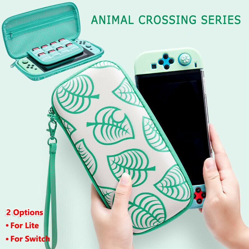 Animal Crossing Carrying Case Bag For Nintendo Switch Switch